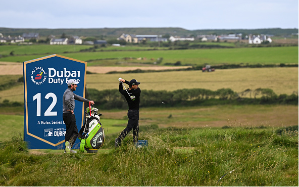 Dubai Duty Free Irish Open at Lahinch Golf Club