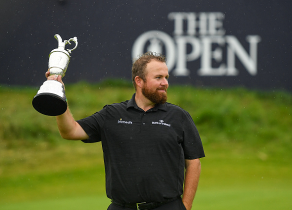 Shane Lowry Wins 148th Open Championship