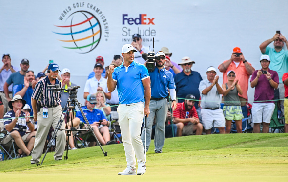 Brooks Koepka Wins WGC-FedEx St. Jude Invitational
