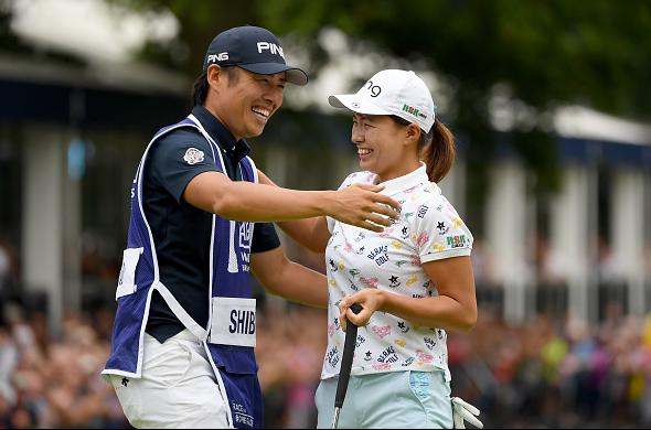 Hinako Shibuno Wins Women's British Open