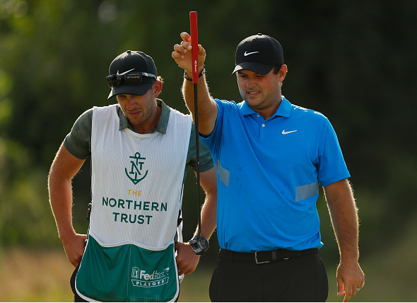 Patrick Reed Wins The Northern Trust
