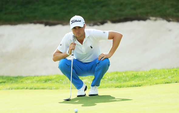 Justin Thomas Wins BMW Championship