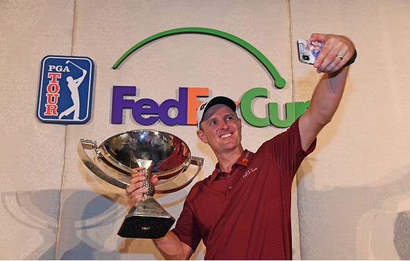 Justin Rose Wins 2018 FedExCup