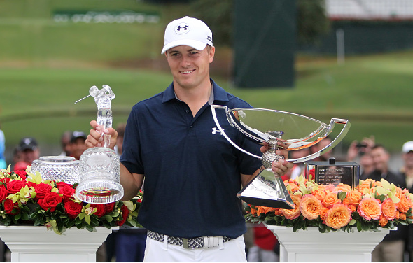 Jordan Spieth Wins 2015 FedExCup and Tour Championship