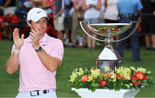 Rory McIlroy Wins Tour Championship and FedExCup