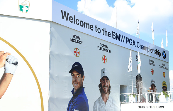BMW PGA Championship at Wentworth