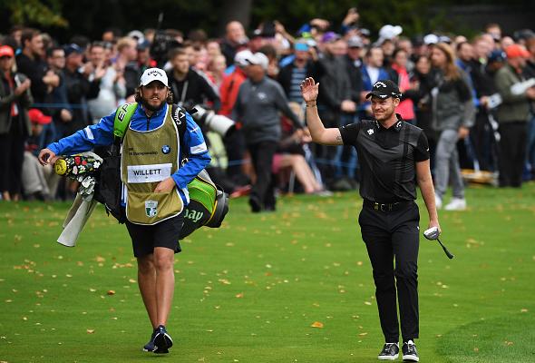 Danny Willett Wins BMW PGA Championship