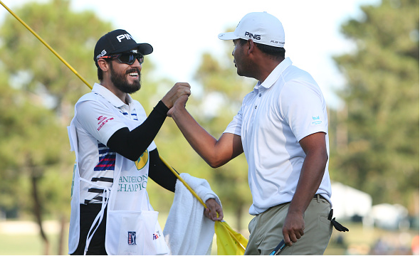 Sebastian Munoz Wins the Sanderson Farms Championship