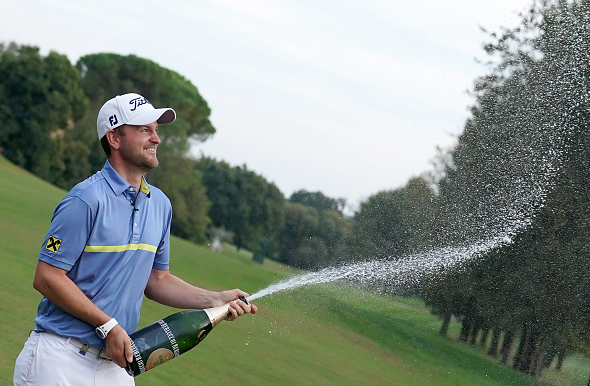 Bernd Wiesberger Wins Italian Open
