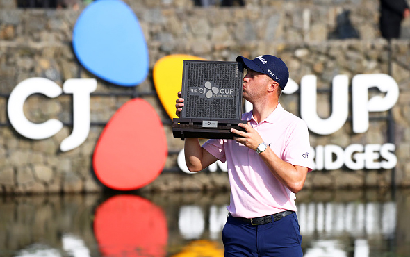 Justin Thomas Wins 2019 CJ Cup