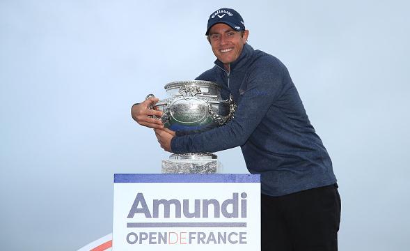 Nicolas Colsaerts Wins Open de France