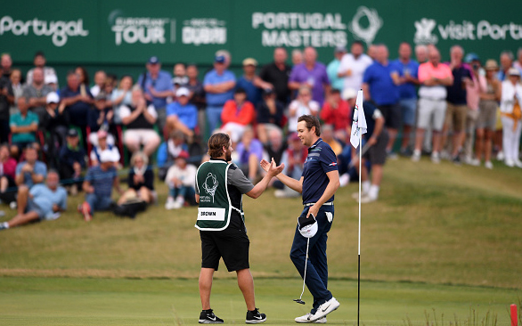 Steven Brown Wins Portugal Masters