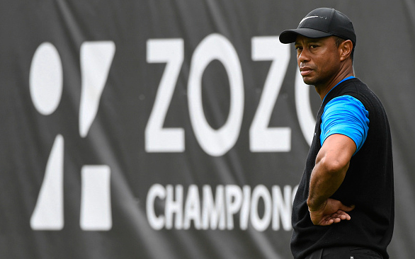 Tiger Woods Wins Zozo Championship