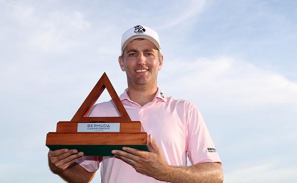 Brendon Todd Wins Bermuda Championship