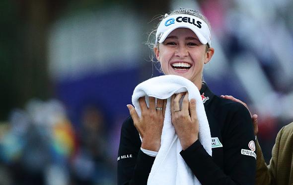 Nelly Korda Wins Taiwan Swinging Skirts LPGA