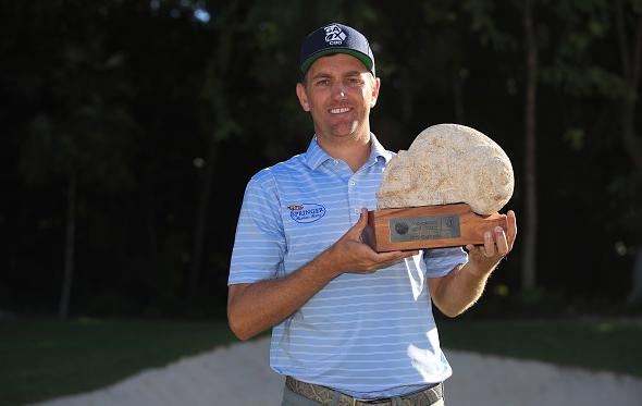 Brendon Todd Wins Mayakoba Golf Classic