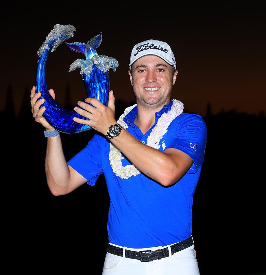 Justin Thomas Wins 2020 Sentry Tournament of Champions
