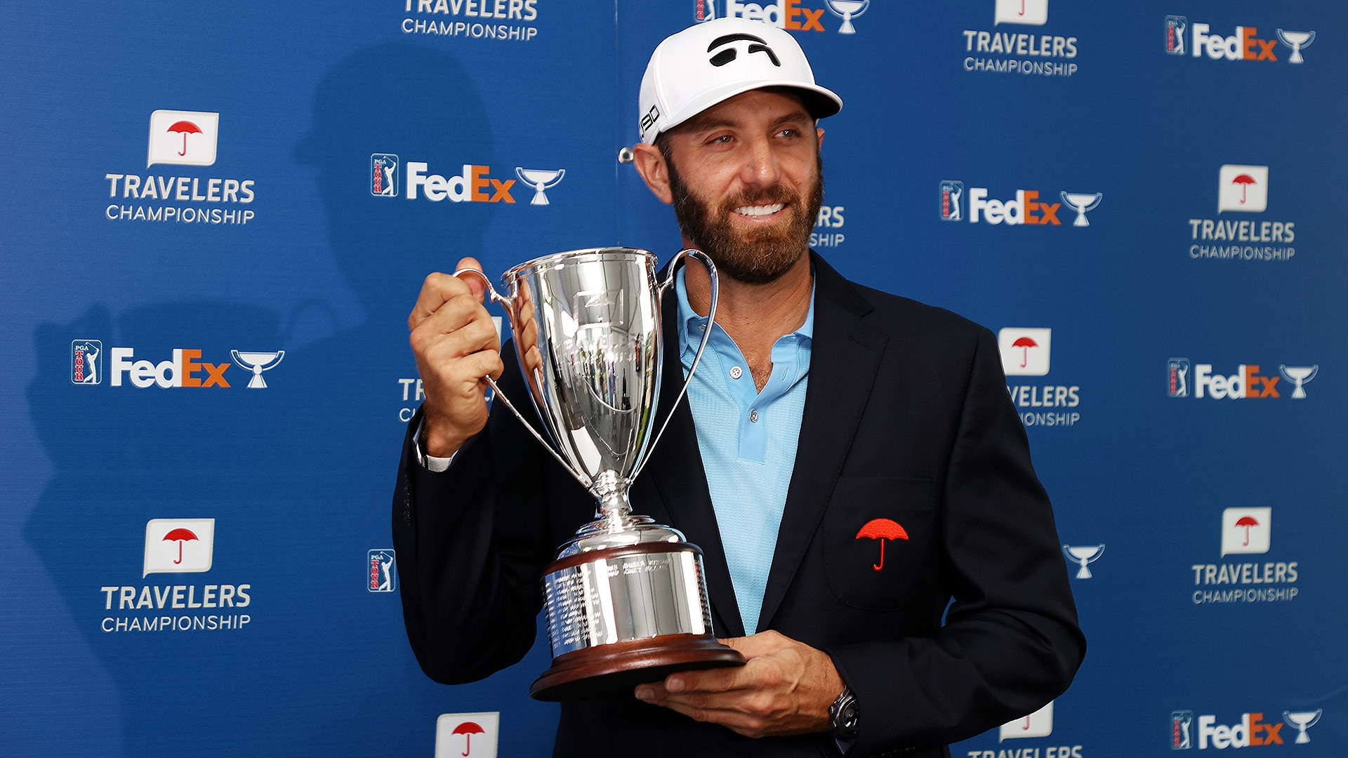 Dustin Johnson Travelers Championship