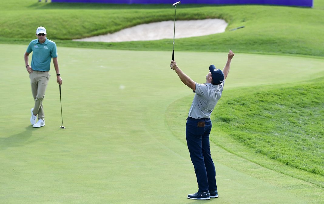 Michael Thompson Wins 3M Open at TPC Twin Cities