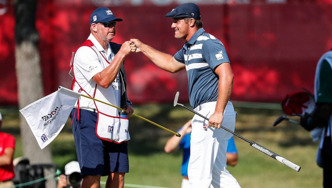 Bryson DeChambeau Wins Rocket Mortgage Classic