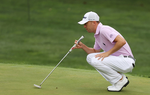 Justin Thomas Workday Charity Open