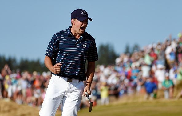 Jordan Spieth Wins 2015 U.S. Open