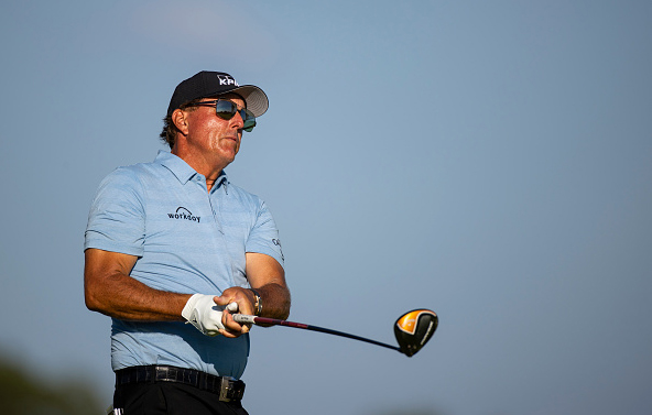 Phil Mickelson Ozarks National
