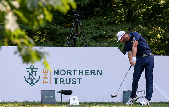 Dustin Johnson Wins THE NORTHERN TRUST at TPC Boston