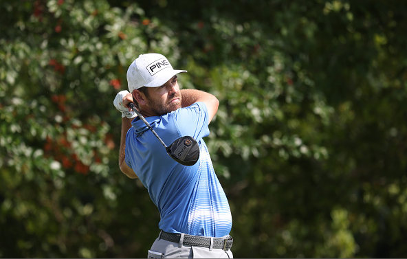 Louis Oosthuizen THE NORTHERN TRUST at TPC Boston