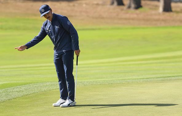 Rickie Fowler 2020 PGA Championship