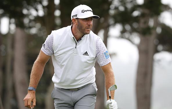 Dustin Johnson 2020 PGA Championship