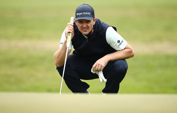 Justin Rose 2020 PGA Championship