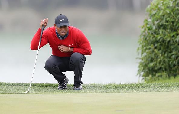 Tiger Woods 2020 PGA Championship
