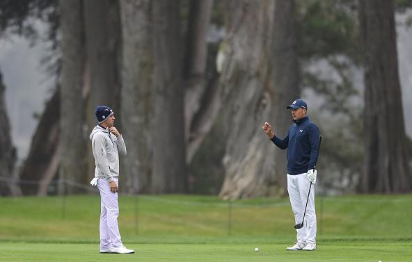 Justin Thomas Jordan Spieth 2020 PGA Championship TPC Harding Park
