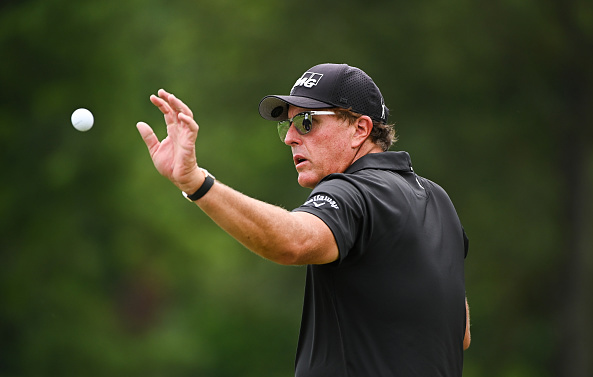 Phil Mickelson WGC-FedEx St. Jude Invitational at TPC Southwind