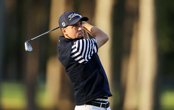 Justin Thomas Winged Foot Golf Club 2020 U.S. Open