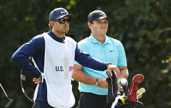 Patrick Reed Winged Foot Golf Club 2020 U.S. Open