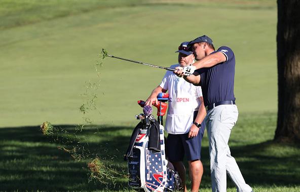 Bryson DeChambeau Winged Foot Golf Club 2020 U.S. Open