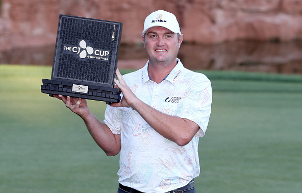 Jason Kokrak Wins 2020 CJ Cup