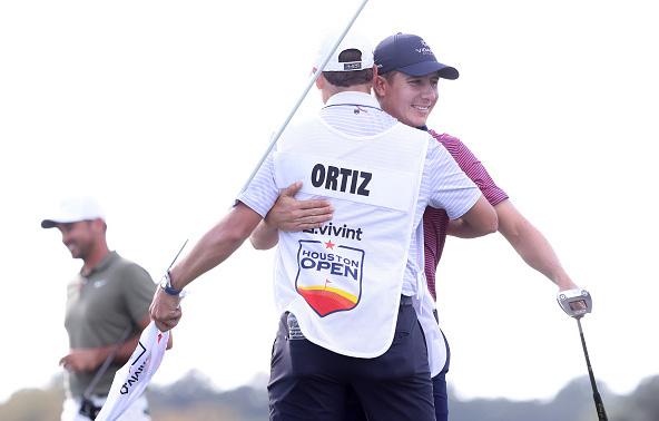 Carlos Ortiz Wins Houston Open