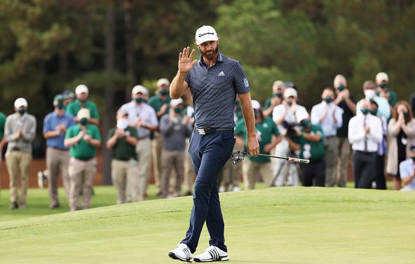 Dustin Johnson Wins 2020 Masters Augusta National