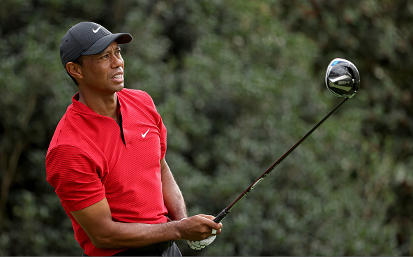 Tiger Woods 2020 Masters