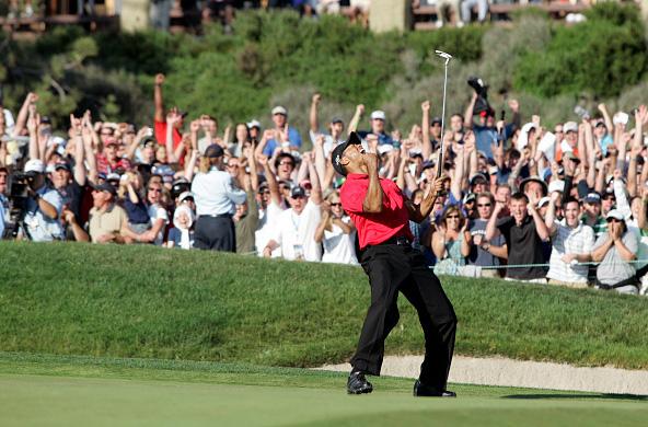 Tiger Woods 2008 U.S. Open