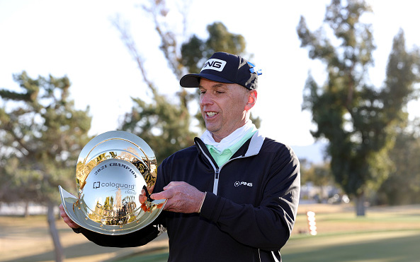 Kevin Sutherland Wins Cologuard Classic