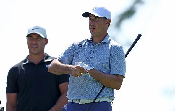 Brooks Koepka and Chase Koepka