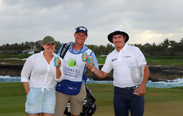 Joel Dahmen Wins Corales Puntacana Resort & Club Championship