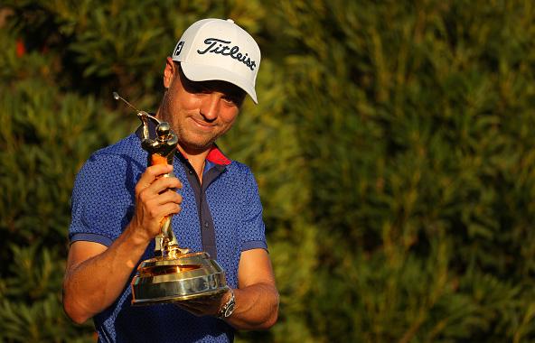 Justin Thomas Wins The PLAYERS Championship