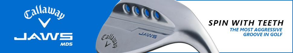 Callaway JAWS MD5 Wedge