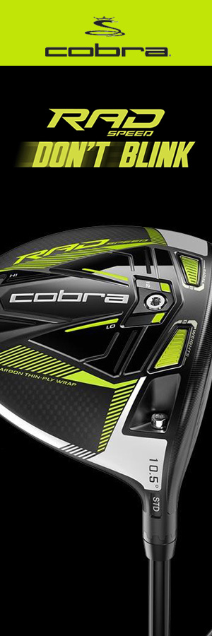 Cobra RAD Speed Drivers