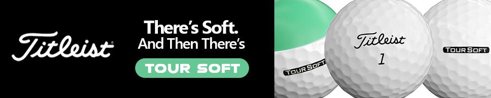 The New Titleist Tour Soft Golf Ball